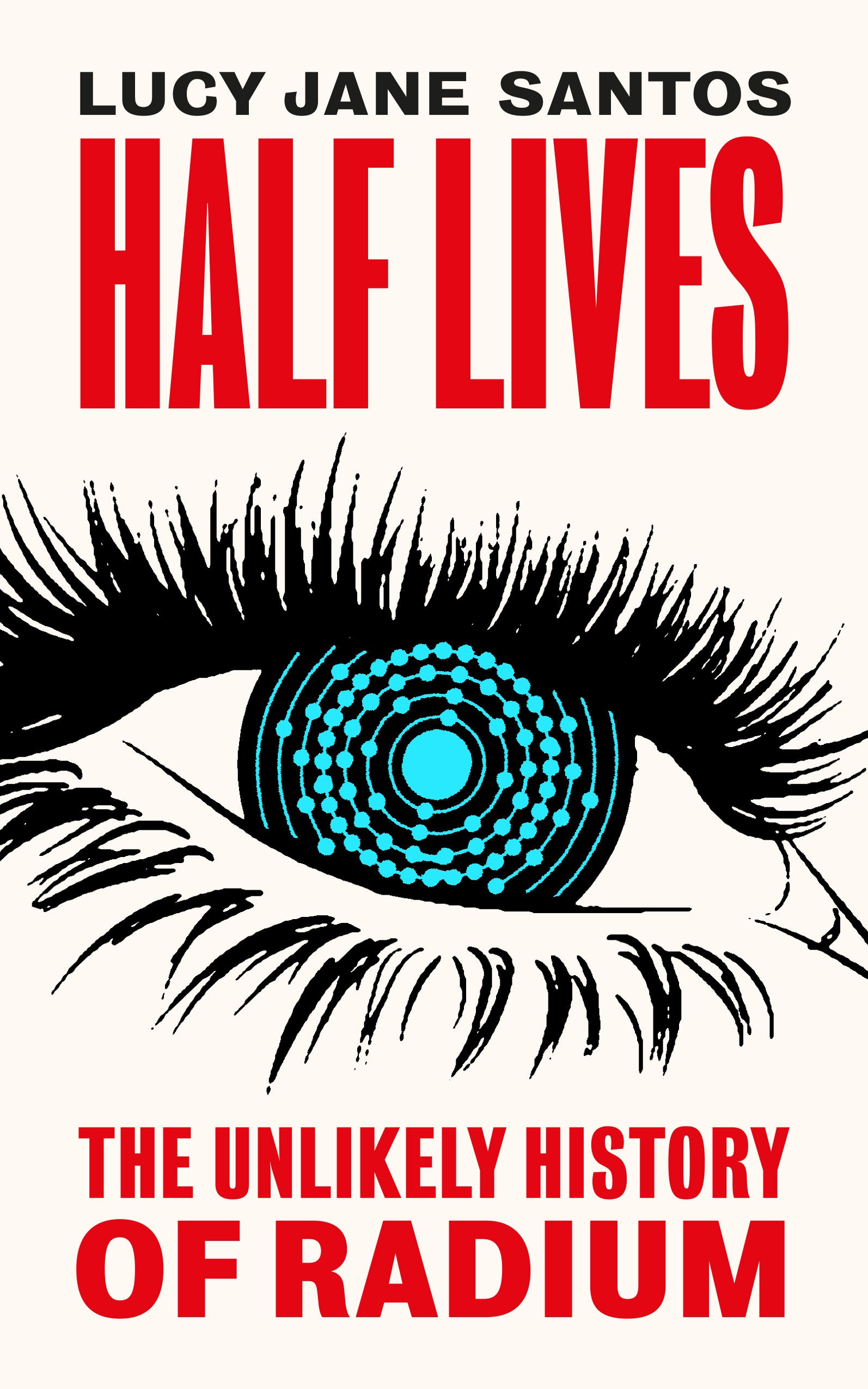 Cover for Half lives